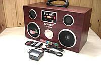 Большая Колонка Радио USB/SD MP3+блок питания