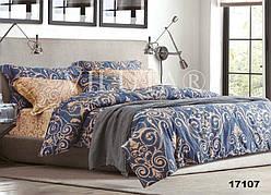 17107 Полуторное постельное белье ранфорс Viluta