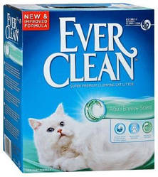 Ever Clean Наполнитель для туалета кошки Aqua Breeze - 6л