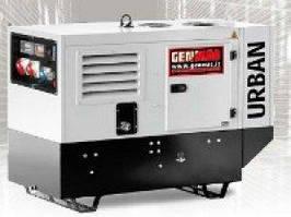 Дизельная электростанция Genmac Urban RG 12000 YSM (11 кВт)
