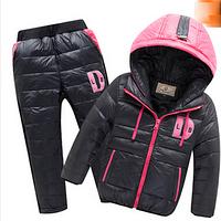 Детский теплый комплект на девочку и мальчика Д 0630-И