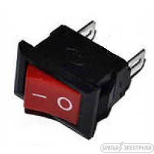 Кнопка 2 контакта Вкл./Выкл. Микро GY5-2024-B