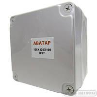 Коробка монтажная герметичная IP67 125*125*100