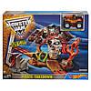 Игровой набор Hot Wheels Пиратские разборки серии Monster Jam djk63