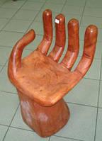 Стул рука тиковое дерево 75 см