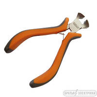 Кусачки торцевые FINDER 125 мм оранжевые (ST 51 01 14)