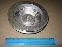 Шкив компрессора ПАЗ 4230 (алюмин,1 ручей, двиг. 245, 2-х цилиндр компрес) пр-во Украина