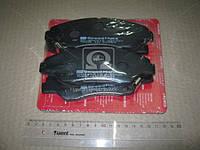 Колодки тормозные дисковые (F) KIA SPORTAGE (Korea) (производство SPEEDMATE) (арт. SM-BPK019), ACHZX