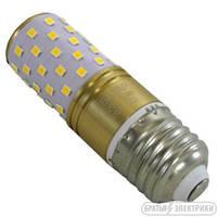 LED лампа (колпачок) Е27 13Вт желтая