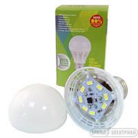 Лампа светодиодная Шар 3 Вт Е14 220V 4000k
