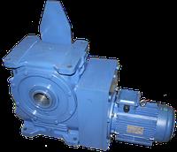 Мотор-редукторы цилиндро-червячные МЦ2Ч - 40 - 200