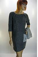 Жіноча вязана туніка-плаття  Binka