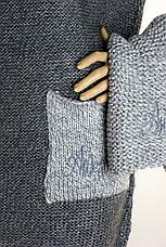 Жіноча вязана туніка-плаття  Binka, фото 3