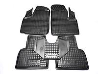 Полиуретановые коврики в салон Fiat Doblo с 2001-