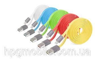 Кабель USB - Lightning для Apple - YOOBAO Colourful YB-406 (80 см)