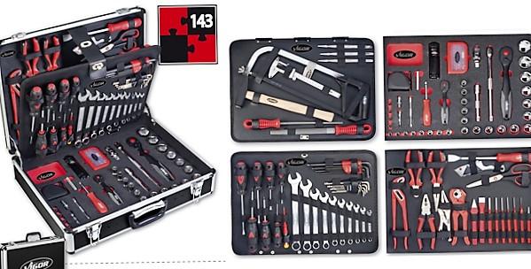 Универсальный набор инструментов, Vigor V2542
