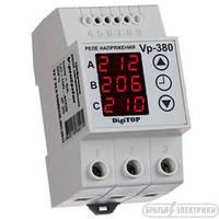 Реле напряжения 380v (3 вольтметра) Digitop