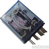 Реле промежуточное 110V 5A