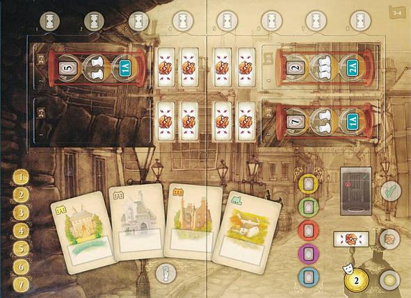 Настольная игра Last Will: Getting Sacked (Последняя воля. Уволен), фото 2