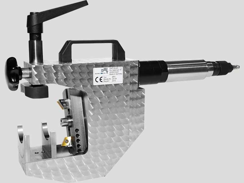 Машина для торцовки трубы (Фаскорез) MF4