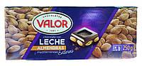 Valor молочный шоколад с миндалем (250 мл) Испания