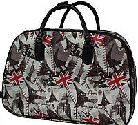 Дорожная сумка - саквояж (размер средний)