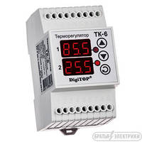 Терморегулятор ТК -6 для котлов