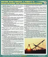 ОП слюсаря з ремонту і обслуговування вантажопідіймальних машин. 0,5х0,6