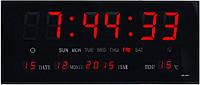 ТОП ВЫБОР! LED часы, часы настенные электронные, большие настенные часы, купить электронные часы, часы лэд, светодиодные часы купить