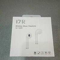 Гарнитура наушник bluetooth AirPods Apple I7R черная
