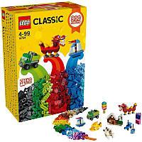 LEGO Classic 10704 Творчий набір, 900 деталей ( Конструктор Лего класик 10704 Набор для творчества CREATIVE  )