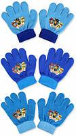 Детские перчатки для мальчиков оптом, DISNEY, 10x13 см., Арт.800-295