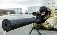 Резьбы для дульных устройств огнестрельного оружия
