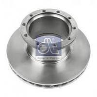 Тормозной диск ED05006 , 179241111131 Setra