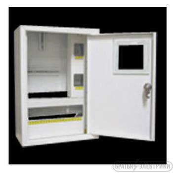 Щит под 1ф электрический счетчик на 16 автоматов наружный (ЛОЗА) размеры: 385х260х140