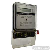 Счетчики 1ф 220В (5-60а) Импульс Электронный электронное табло