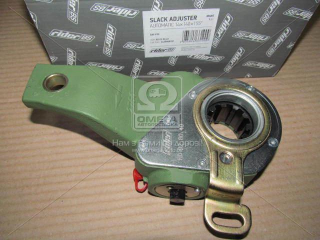 Рычаг тормозной (трещетка) DAF ХF95 передний правый 14x140x155 градусов (RIDER) RD 02.80.40 - АВТОТОРГ в Мелитополе