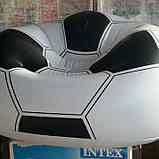 Надувне крісло-футбольний м'яч Intex 68557, фото 2