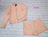 Пиджак на молнии Deha