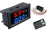 Цифровой вольтамперметр 0-10А 0-100V