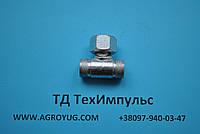 Тройник S27 (c гайкой S27)
