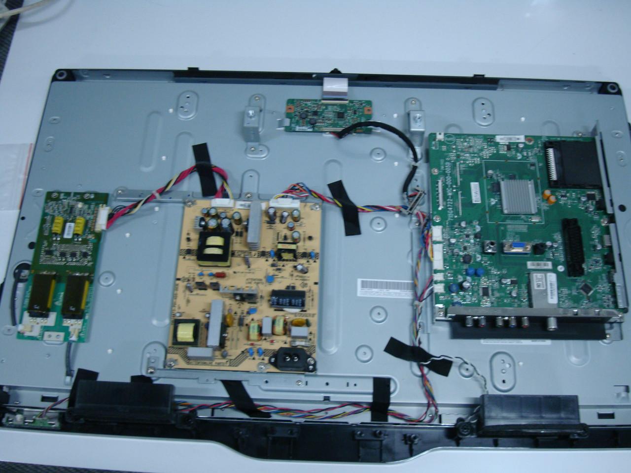 Запчасти к телевизору Philips 32PFL3406H (TPM6.1E LA) (TCON lc320wxe-sca1 6870C-0313B)