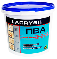 Клей ПВА модифицированный LAKRYSIL, 4,5кг