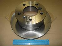 Диск тормозной MB SPRINTER, Volkswagen LT 28-35, задн. (производство REMSA) (арт. 6566.00), ADHZX