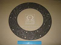 Накладка диска сцепления 430x260x4 (фередо сверленый) (RIDER), ABHZX