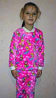 Детская махровая пижама(тачки и холодное сердце)