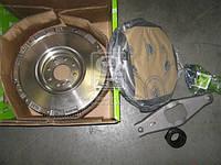 Сцепление FORD Transit 2.4 Diesel 4/2006->/ (пр-во Valeo)