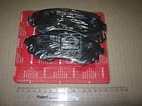 Колодки тормозные дисковые (F) HYUNDAI SONATA, LAVITA (Korea) (производство SPEEDMATE) (арт. SM-BPH020), ACHZX