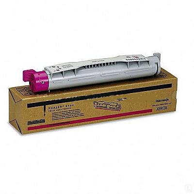 Тонер картридж Xerox PH6200 Magenta HiCap, фото 2