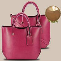 Женская сумка Vienca W71563G розовая